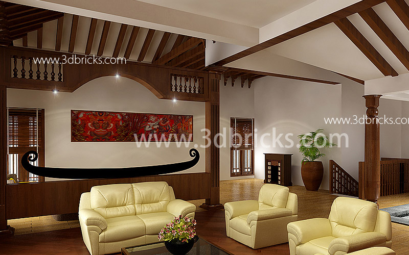 Architect Trivandrum Decoration Traditional Interiors