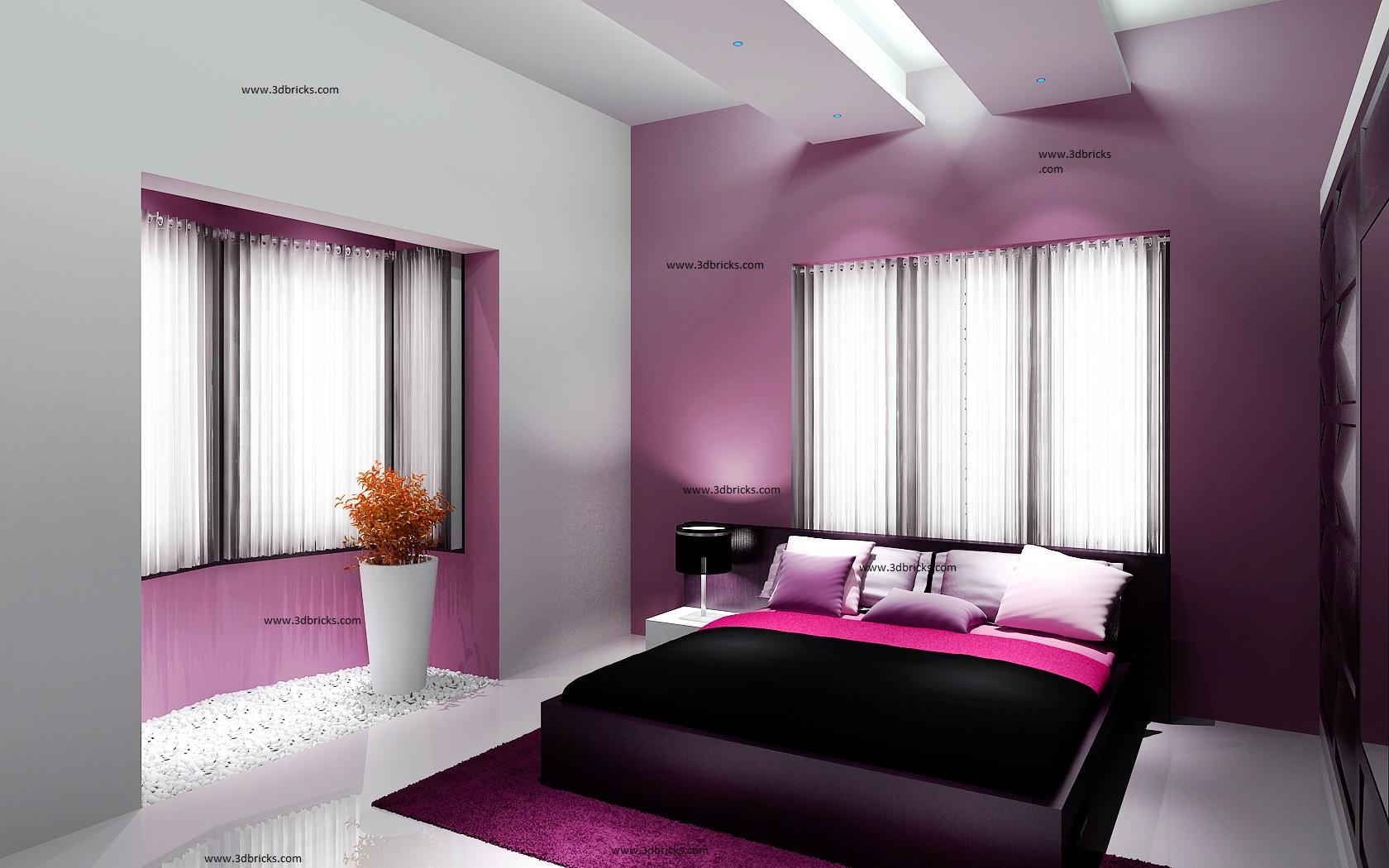 Bedroom Rennovation Interior Designer Trivandrum