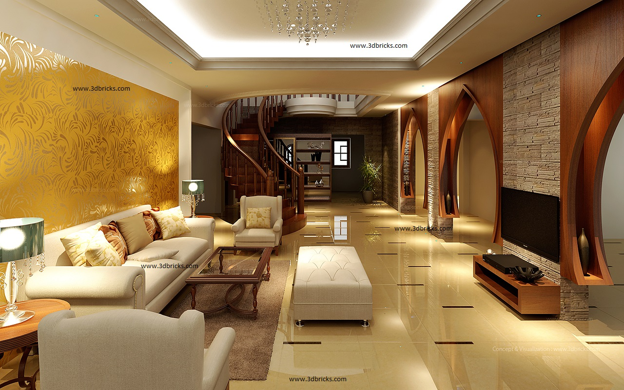 Interior designer trivandrum architectural design firm for Arabic interiors decoration