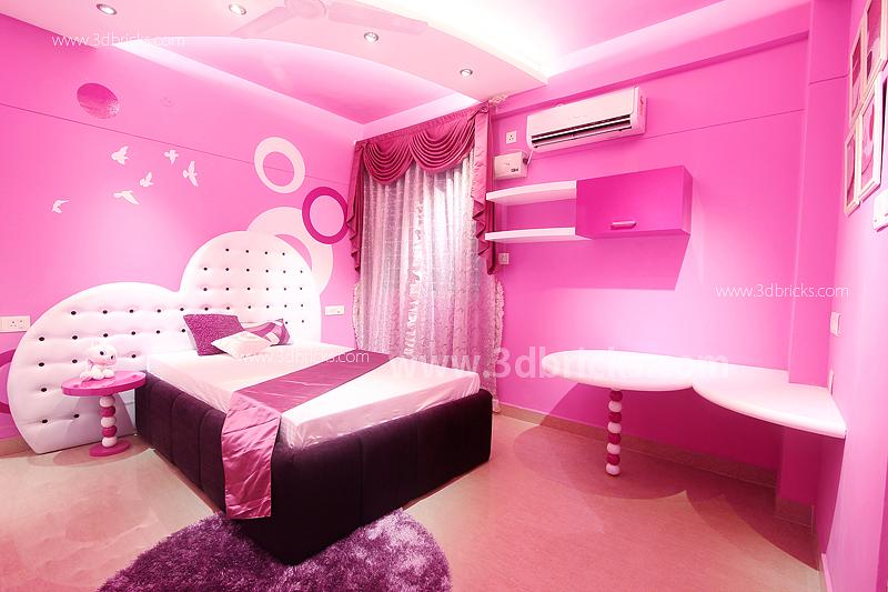 Superior Girlu0027s Bedroom
