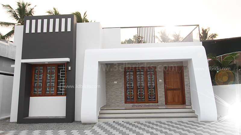 Single Storey Home Interior Designer Trivandrum Architectural Design Firm
