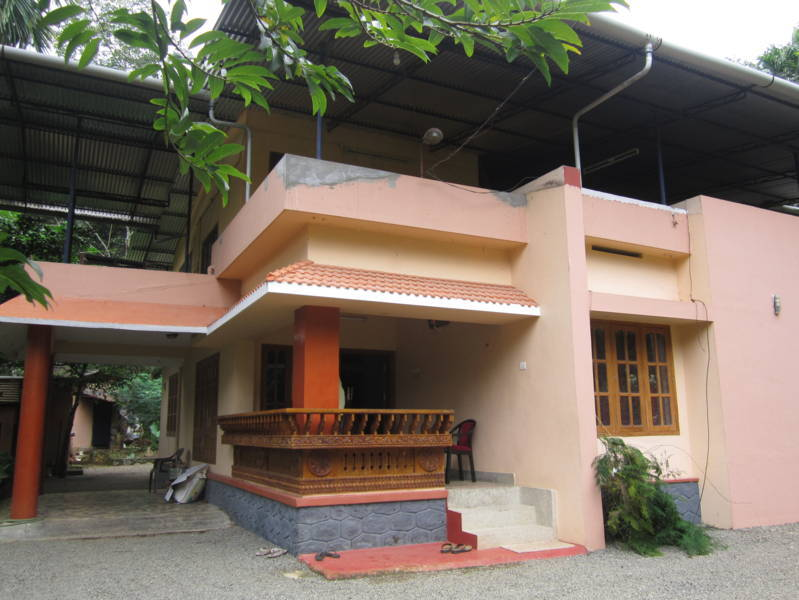 Home renovation Old home renovation in kerala