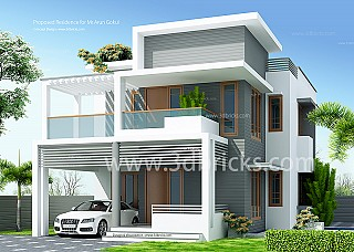 Modern House plans between 1500 and 2000 square feet