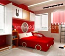 Boy`s bedroom
