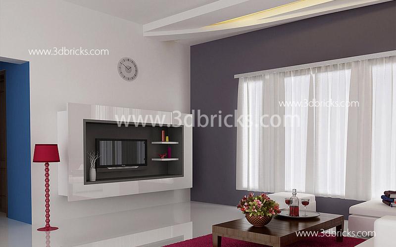 Minimalistc Design 3DBricks; Intersting Interior 3DBricks; 3DBricks Interior  Design